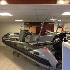 Bateau Pneumatique / Semi-Rigide Adventure Vesta 610 Sport Fishing neuf - PIRIAC NAUTIC