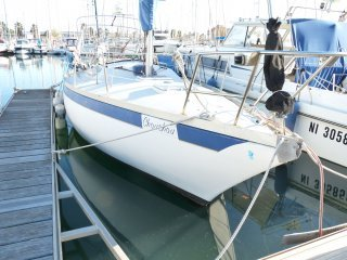 Voilier Aloa 29 occasion - CANET MARINE