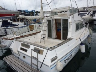 Bateau à Moteur Arcoa 880 Fishing Fly occasion - AAA FRENCH YACHTING