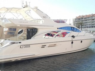 Azimut 50 Fly occasion