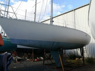 Beneteau First 35 occasion