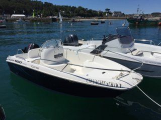 Beneteau Flyer 500 Open location