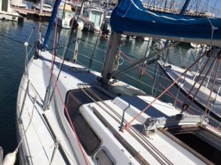 Voilier Beneteau Oceanis 320 occasion - CHANTIER NAVAL YES - MAGASIN BIGSHIP - YES COURTAGE