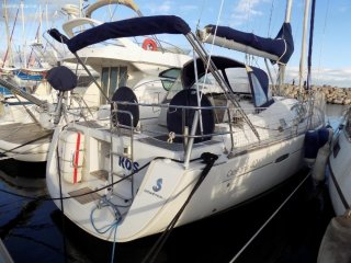 Voilier Beneteau Oceanis 40 occasion - APS YACHTING