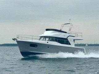 Beneteau Swift Trawler 35 occasion