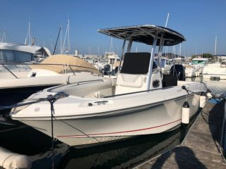 Boston Whaler 220 Outrage occasion