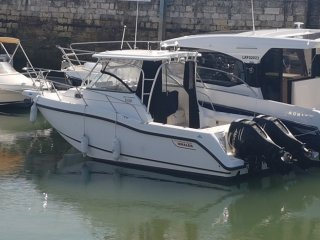 Boston Whaler 255 Conquest for sale | Youboat UK