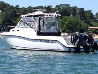 Boston Whaler 305 Conquest occasion