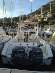 Bateau à Moteur Boston Whaler 23 Conquest occasion - ALL YACHT MC