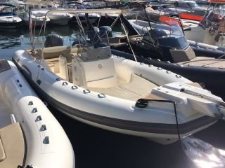 Bateau Pneumatique / Semi-Rigide Capelli Tempest 775 occasion - SEA ONE YACHTING