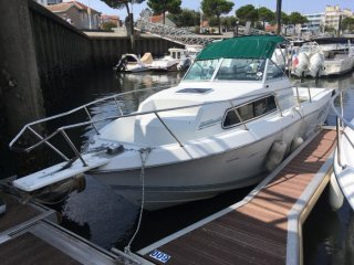 Bateau à Moteur Chris Craft Sea Hawk 226 occasion - HALL NAUTIQUE