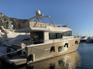 Cranchi Eco Trawler Long Distance 53 occasion