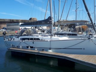 Dufour 350 Grand Large location