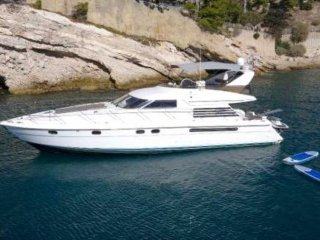 Fairline Squadron 56 used