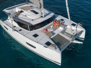 Voilier Fountaine Pajot Astrea 42 neuf - CANET BOAT PLAISANCE