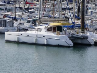Fountaine Pajot Belize 43 occasion