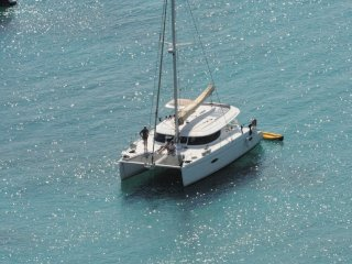 Voilier Fountaine Pajot Lipari 41 occasion - BROK AND GO