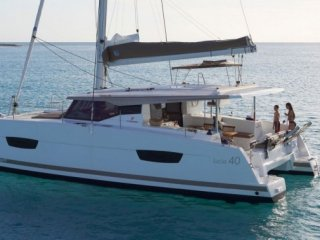 Fountaine Pajot Lucia 40 occasion