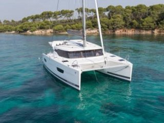 Voilier Fountaine Pajot Lucia 40 Maestro occasion - BROK AND GO