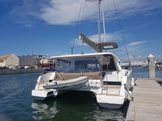 Voilier Fountaine Pajot Lucia 40 Maestro occasion - CANET BOAT PLAISANCE