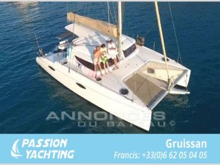 Fountaine Pajot Mahe 36 occasion