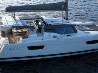 Voilier Fountaine Pajot New 42 Maestro neuf - Canet Boat Plaisance