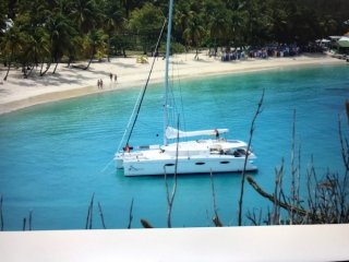Fountaine Pajot Sanya 57 occasion