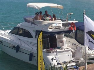 Galeon 330 Fly occasion