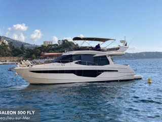 Galeon 500 Fly occasion