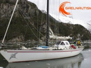 German Frers 65 Aluminium Expedition Charter occasion