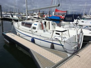 Voilier Gib Sea 262 DI occasion - HALL NAUTIQUE