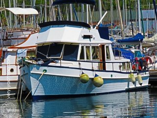 Bateau à Moteur Grand Banks 36 Classic occasion - VERY YACHTING