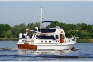 Grand Banks 42 Motoryacht occasion