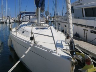 Voilier Hanse 370 occasion - CANET MARINE