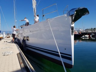 Voilier Hanse 588 occasion - PRO YACHTING