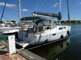 Voilier Hanse 385 occasion - APS YACHTING