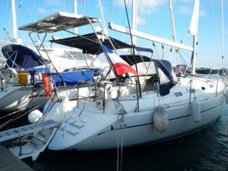 Voilier Harmony 38 occasion - BJ YACHTING