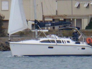 Voilier Hunter 340 occasion - CANET BOAT PLAISANCE