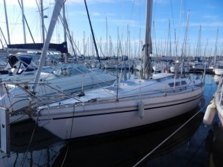 Jeanneau Melody 34 occasion
