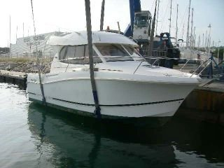 Bateau à Moteur Jeanneau Merry Fisher 8 occasion - AAA FRENCH YACHTING