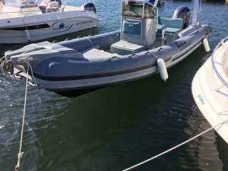 Bateau Pneumatique / Semi-Rigide Joker Boat Clubman 22 occasion - MARINE SELECTION