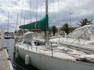 Voilier Kirie Feeling 1090 occasion - CANET MARINE