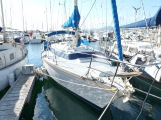 Voilier Kirie Feeling 286 occasion - CANET MARINE