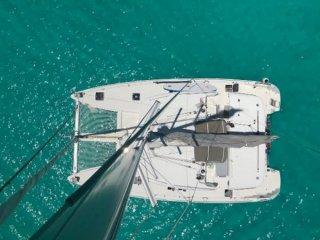 Voilier Lagoon 450 occasion - BROK AND GO
