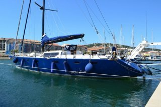 Voilier Marine Concept Cotre 70 One Off occasion - MEDIN BOATS