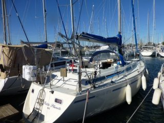 Voilier Moody 376 CC occasion - APS YACHTING