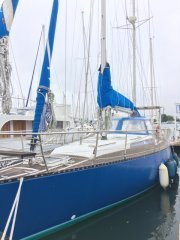 Voilier Nautic Saintonge NS 44 occasion - CHANTIER NAVAL YES - MAGASIN BIGSHIP - YES COURTAGE