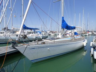 Voilier Nautor Swan 46 occasion - BLUE YACHTING LA ROCHELLE