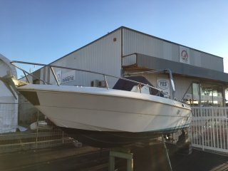 Bateau à Moteur Nickpetter 770 Open occasion - CHANTIER NAVAL YES - MAGASIN BIGSHIP - YES COURTAGE
