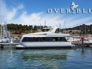 Bateau à Moteur Overblue 44 occasion - EVASION YACHTING